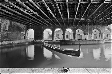 VENICE'S ARSENALE 1980 - Awaiting for a New Beginning